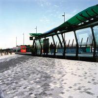 busstation Zuidtangent