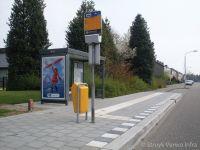 Inpassen bushaltes
