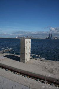 Tijdelijke kadebeveiliging Maasvlakte