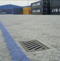 Thorline, Maasvlakte