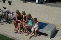 Solar energie voor badgasten