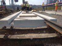 Tata steel raildraagplaat