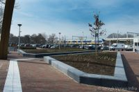 Herinrichting P+R NS station Voorschoten (2)