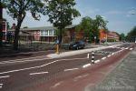 Verkeersremming schoolzone