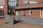 Afdekbanden van beton|Solisplein Capelle a/d IJssel