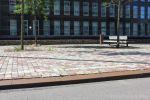 Oxi banden Thomas R. Malthusstraat - Amsterdam natuursteen