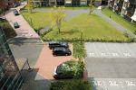 Afkoppelen binnenplaats appartementen