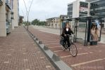 Reflecterende afzetelementen|oogrefelector|rijbaanscheiding|fietspad