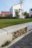 Zitranden beton gazonbescherming 
