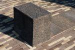 Siercarré lavaro zwart in Vondelparck Ridderkerk