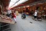 Bestrating kleurvast in winkelcentrum|novato betonstraatsteen