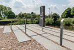 Balkon aan de Maas|gestraalde betonnen platen