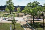 Overzicht Weverspark Helmond