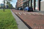 Brede trottoirband 28/30|zware trottoirband|betonband