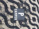 Parkeerplaats voor campers|P-tegel camper