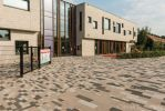 breccia mix bestrating|Brede Bossche School Boschveld|deklaag stenen