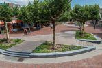 Parkbanden in Dongen