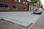 Trottoirband 28/30 lavaro grijs 712|brede betonbanden