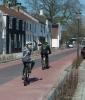 Reconstructie Dorpshart met stille straatstenen