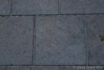 Tegelmotief in een vloerplaat|Veldwachterspad