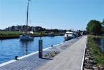 kasseien op de pier