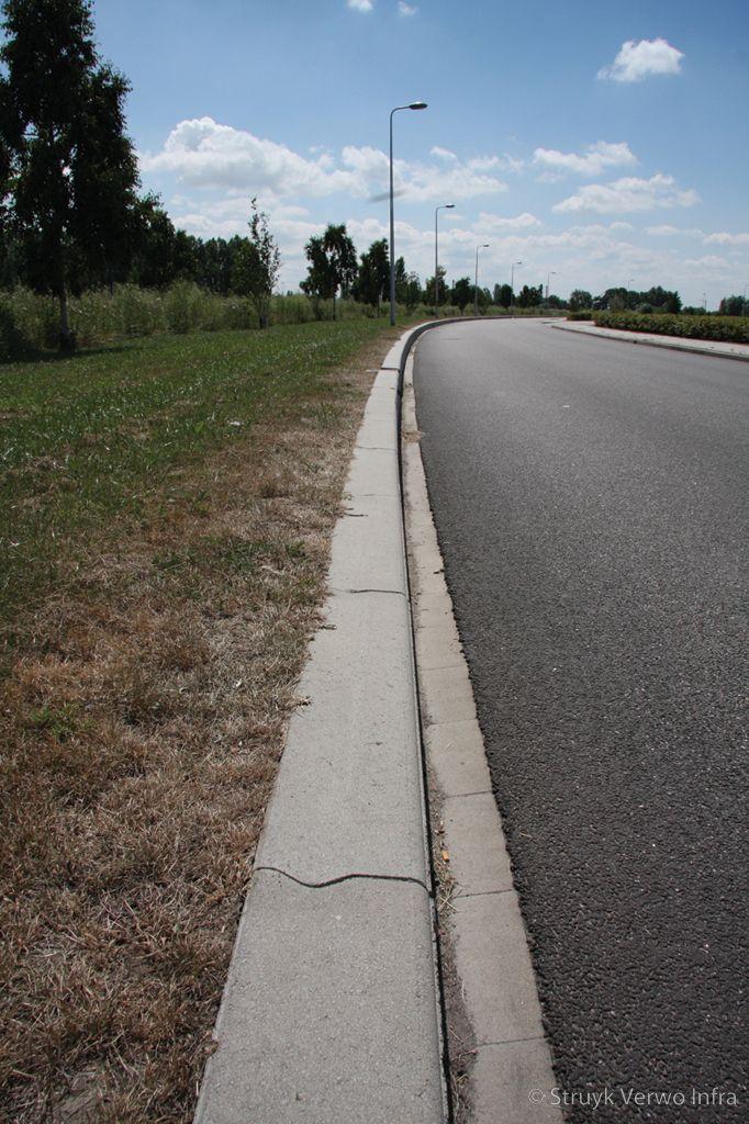 Antiparkeerbanden bedrijventerrein de schans alphen aan den rijn