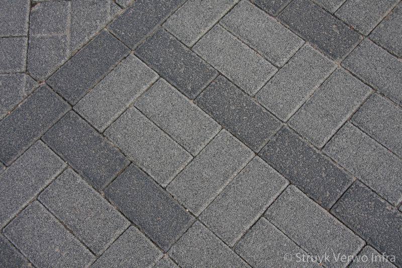 Drainagestenen 21x10 5 grijs waterdoorlatende stenen infiltratie regenwater