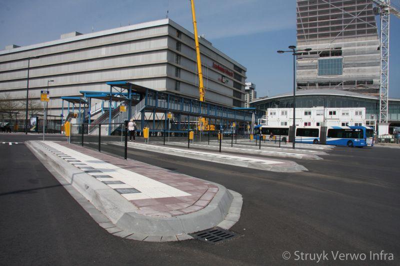 Busstation utrecht cs