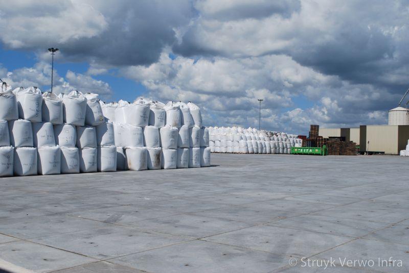 Logistiek terrein sivomatic