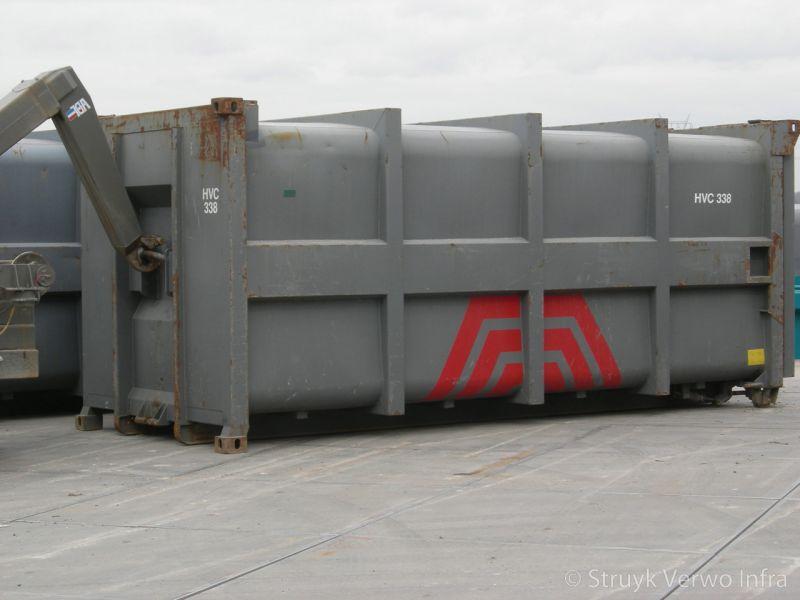 Container terminal vloerplaat in industriele omgeving vloerplaat industrie