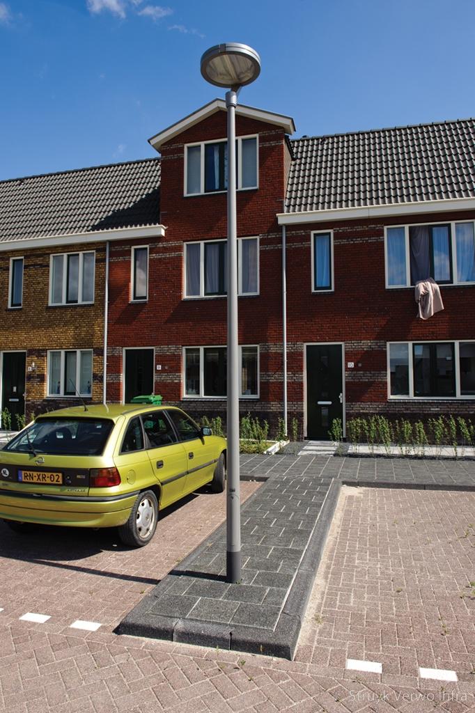 Woonwijk poseidonsingel almere