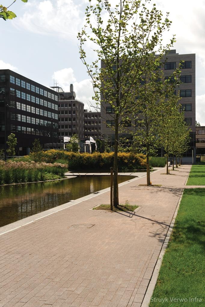 Kantorenpark wtc terrein almere stadspark