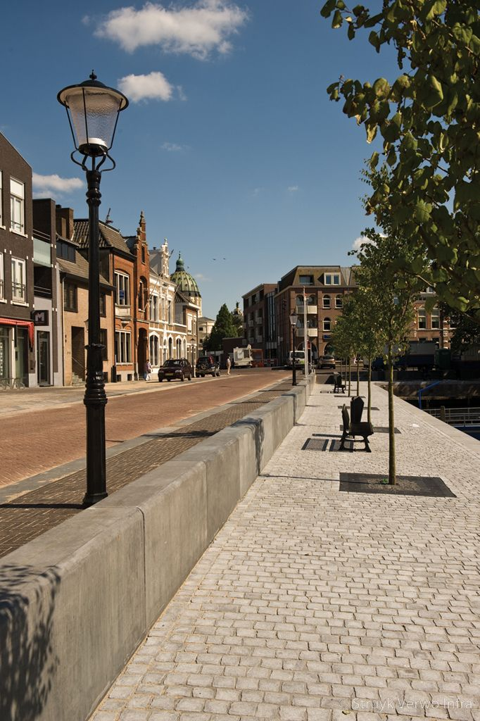 Boulevard kademuur