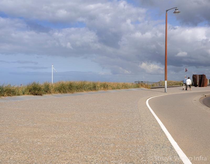 Boulevard tegel