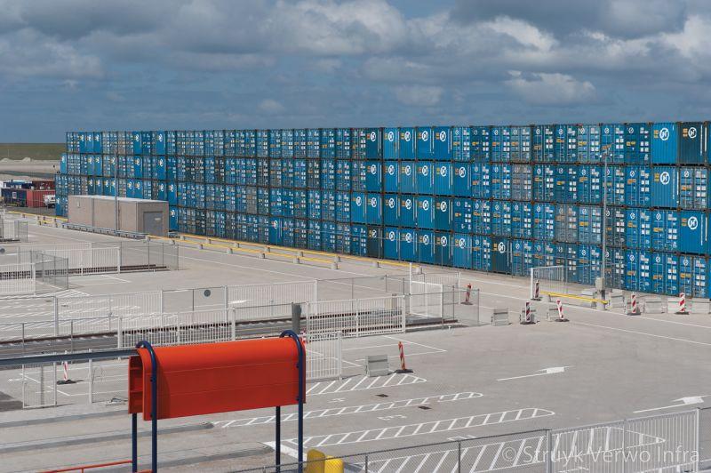 Euromax terminal rotterdam