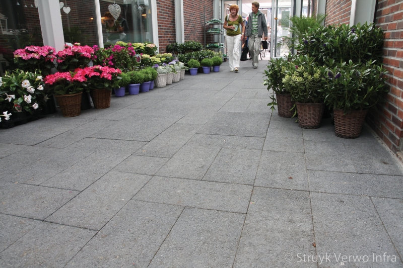 Grootformaat stenen 60x30 gewassen gewassen betonsteen