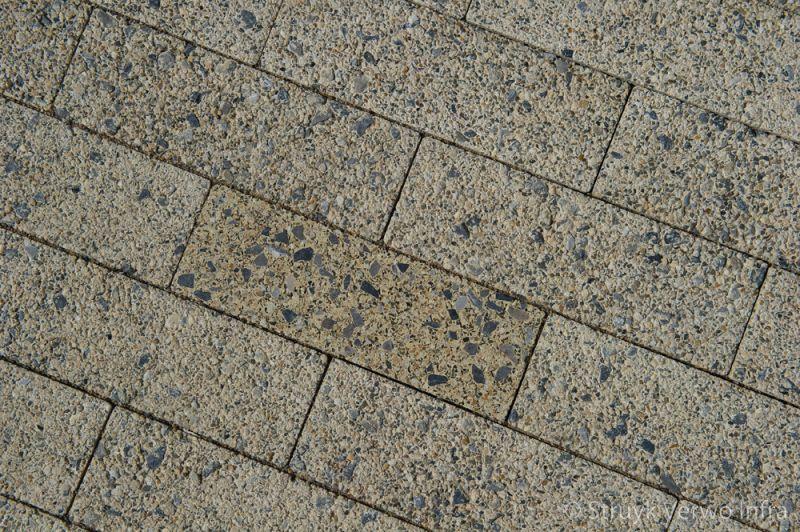 Lavaro 31 5x10 5x8 geel halfsteensverband