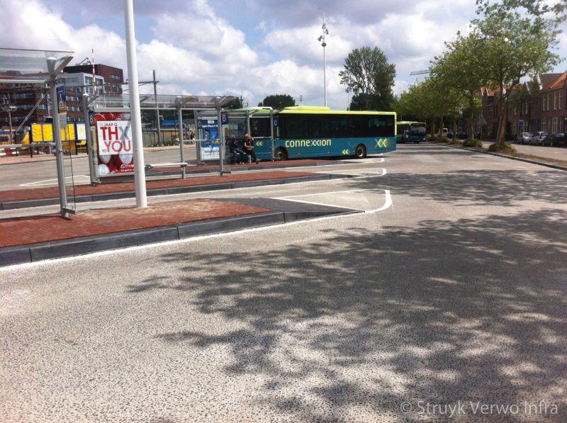Centraal station alkmaar inrichting bushaltes