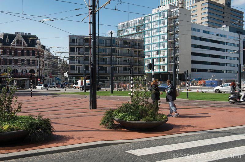 Inritverloopband 28 30 stationsplein rotterdam