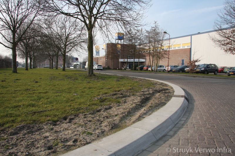 Bochtbescherming bedrijvenpark plettenburg rws band 34 45