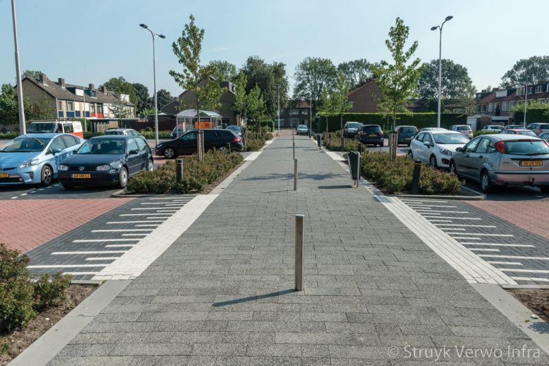 Chopinplein in culemborg betonstraatstenen exclusieve bestrating