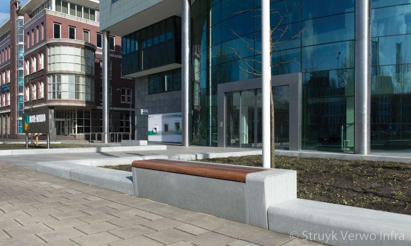 Seat zitelement zitranden beton