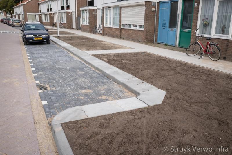 Makkelijk uitstappen bij parkeren