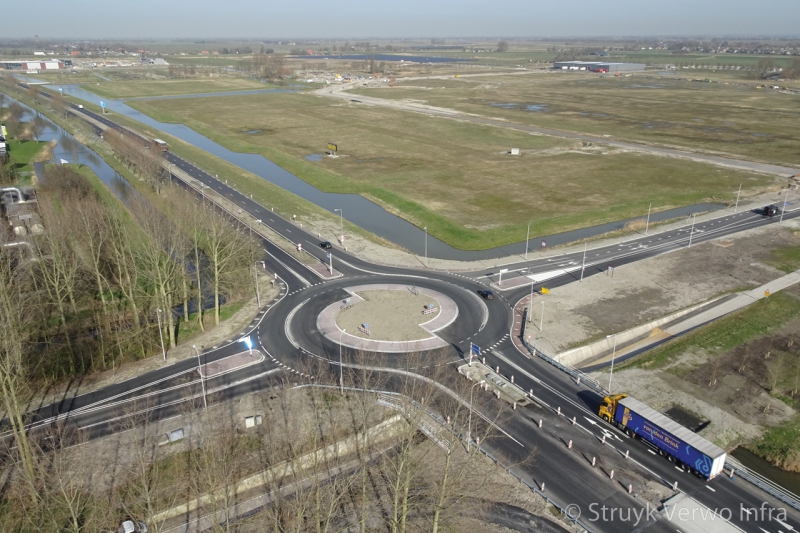 Turborotonde noord holland n244