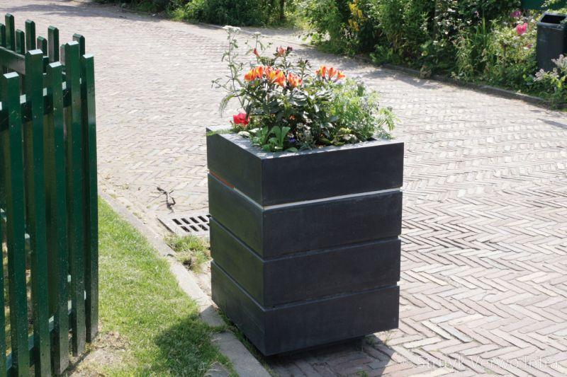 Avenue bloembakken marken
