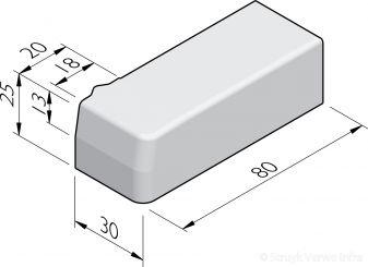 Inritperronbanden 18/20x25 vb