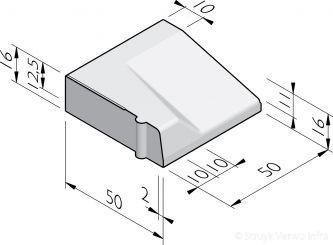 Inritbanden 50x16x50 hd