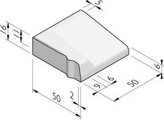 Inritbanden 50x16x50 vb