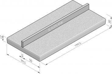 Vloerplaat Green & Protect Infill Barrier