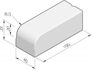 Eindbanden 40x35
